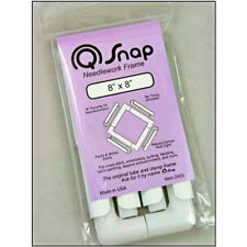 "Q Snap Frame Quilting Embroidery Cross Stitch 8"" x 8"""