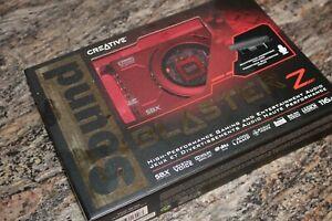 Creative Sound Blaster Z PCIe Gaming Sound Card