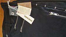 Pantalon cuir DIESEL  P-HERMAS Leather Pants  Biker T 29  / 38 FR. 570 euro
