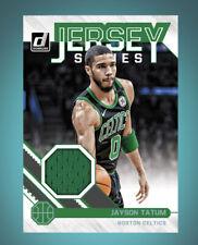 2020 Donruss Jersey Series Patch - JAYSON TATUM (Panini Dunk App digital Card)