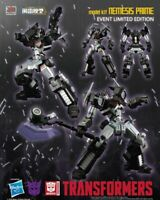 Flame Toys Modell Kit Series Transformers Nemesis Prime Attack Mode