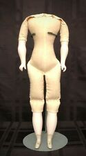 Replacement Cloth Doll Body w/ Bisque Arms & Legs Humpty Dumpty Doll Hospital