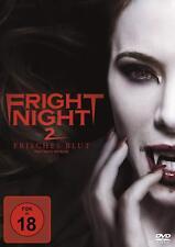 Fright Night 2 - Frisches Blut [DVD/FSK 18/NEU/OVP] Vampirfilm, routiniert und