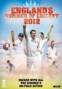 English Cricket's - Summer of Cricket 2012 - 2 disc set - DVD