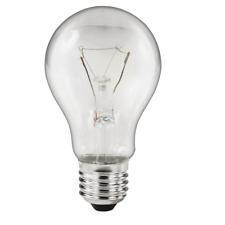 3x OSRAM Light Bulb E 27 40 Watt Clear Lamp Light Classic 230V Bulbs Keller