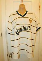 NIKE Club Atletico Boca Juniors Copa Mercosur Away Men's XL Jersey 1998/99 VTG