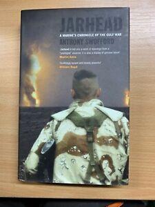 """2003 1ST EDITION """"JARHEAD"""" ANTHONY SWOFFORD MARINE IN GULF WAR H/B BOOK (P4)"""
