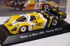 SPARK PORSCHE 956 LH #7 WINNER LE MANS 1985 1:43