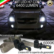 KIT LAMPADE ANABBAGLIANTE CHEVROLET CAPTIVA MK1 LED H7 6000K 6400 LUMEN