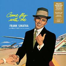 FRANK SINATRA - Come Fly With Me - 180g Vinyle LP pochette gatefold neuf et