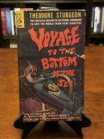 VOYAGE TO THE BOTTOM OF THE SEA by Theodore Sturgeon (1ST PRINTING) 1961