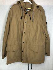 Andrew Marc Mark New York Womens Otter Soft Shell Rain Wind Breaker Jacket XL