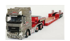 Wsi Daf With Lowloader Trailer Billy Miller Mint Boxed Model 1:50 Scale