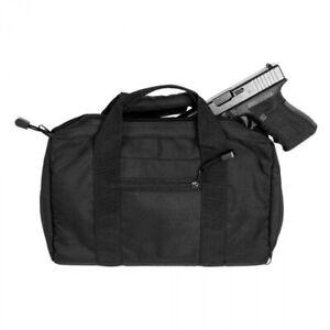 VISM Discreet Pistol Case Black CPB2903