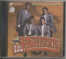 Los Sagitarios que no se de Cuenta CD New Nuevo Sealed