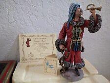 "Duncan Royale History of Santa lll Ukko 1990 11"" Tall 1017 of 10,000"