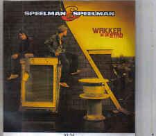 Speelman&Speelman-Wakker In De Stad Promo cd single