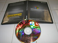 Microsoft Windows Server 2003 Enterprise x64 64 Bit Edition MS WIN =NEW RETAIL=