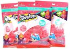 3 Bags Brush Buddies 90 Ct Shopkins Removes Food  Plaque Easy To Use Flossers