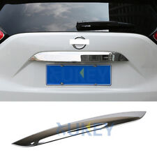 Fit For Nissan Murano 2015-2018 Chrome Rear Back Door Trunk Lid Cover Trim