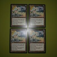 Storm Cauldron x4 Alliances 4x Playset Magic the Gathering MTG