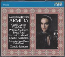 Rossini: Armida / Scimone, Gasdia, Merritt, I Solisti Veneti - CD