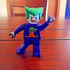 Lego Batman Super Heroes THE JOKER Mini figure Original Batman 7882 7888 RARE A