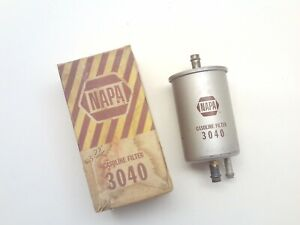 NAPA FUEL FILTER 3040 NEW FORD DODGE CHEVY RAT ROD