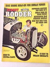 Street Rodder Magazine How To Install Glass March 1973 031317NONRH