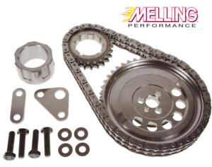 High Performance Engine Seamless Double Roller Timing Chain Set MELLING
