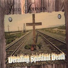 Derailing Spiritual Death - Jared Johnson (1994) -CD - (NEW)