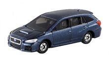 Takara Tomy Tomica #78 Subaru Levorg Blue Scale 1/65 Diecast Car Vehicle Toy