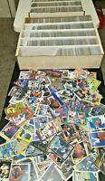 Sports Card Lot 100 Cards 1980s-1990s NO COMMONS All Sports Rookies HOF Inserts