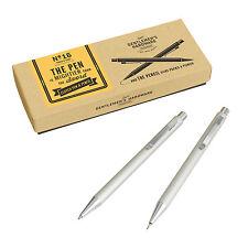 Gentlemen's Hardware - Pen and Pencil Set in Presentation Gift Box
