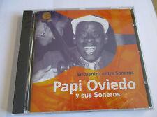 Papi Oviedo & Soneros - Encuentro Entre Soneros (2003) - CD NEU