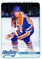 2012-13 Upper Deck Hockey Heroes #40 Wayne Gretzky