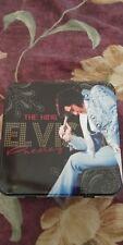 Elvis Presley Square Tin Collectible