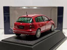 Honda Civic Red JDM RHD 1/43 EBBRO Very Rare