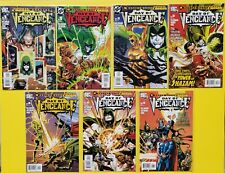 Day Of Vengeance #1-6 Complete Mini Series. One-shot #1 DC Comic Book LOT. '05
