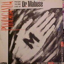 "Propaganda Dr Mabuse Uk 12"""