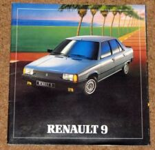 TL Paper 1982 Car Sales Brochures