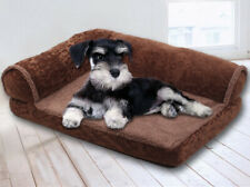 Pet Dog Bed Lounge L Shaped Sofa Style Comfortable Streamlined Design