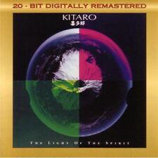 The Light of the Spirit [Remaster] - Kitaro (CD 1997)
