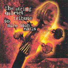 The String Quartet Tribute to Nine Inch Nails by Vitamin String Quartet (CD,...
