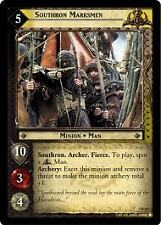 Lord of the Rings CCG Return of the King 7R167 Southron Marksmen LOTR TCG