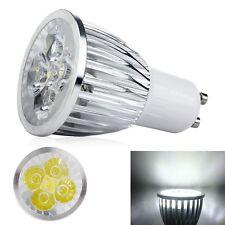 GU10 High Power 15W Aluminum Alloy LED Lamp Spotlight Cool White 85-265V New