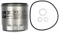 Mahle OC91D1 Oil Filter