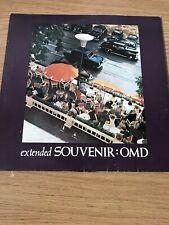 OMD Souvenir / Motion & Heart / Sacred Heart 3 Track 10'' Vinyl Single Dindisc