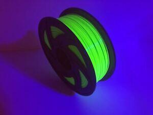 Fluorescent Green PETG 1.75mm 1 KG