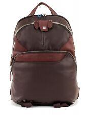Piquadro Coleos Laptop Backpack Tasche Rucksack Freizeitrucksack braun
